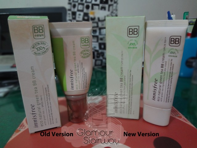 Green Tea BB Cream