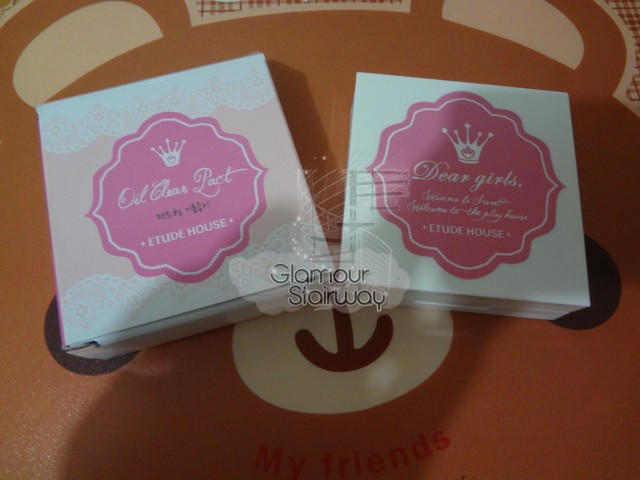 Etude Oil Clear Pact
