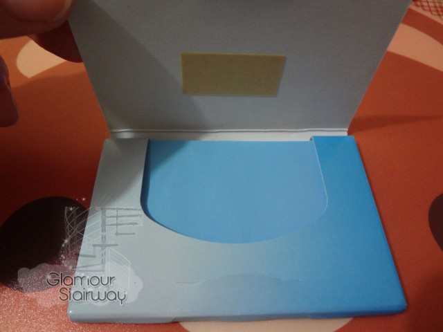 Clean&Clear blotting paper