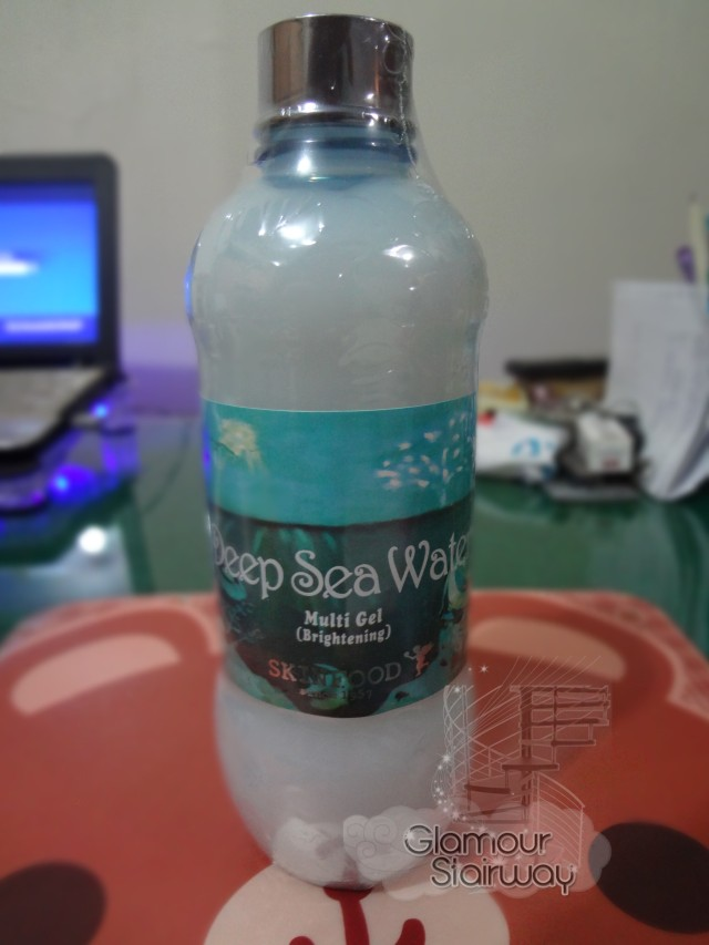Deep Sea Water Multigel (Brightening)