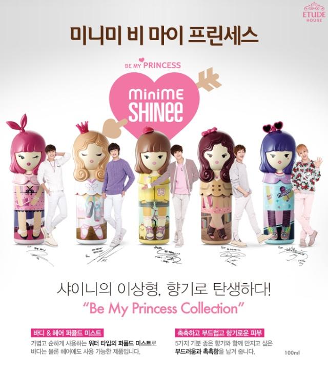 MineMe Shinee