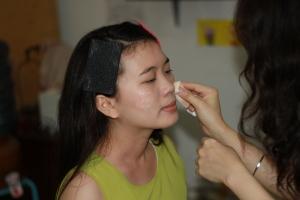 makeup process 1 - keikoxoxo