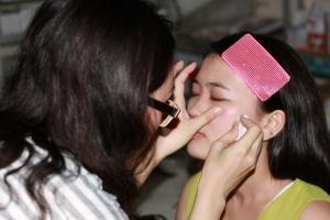 makeup process 2 - keikoxoxo