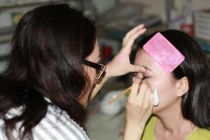 makeup process 3 - keikoxoxo