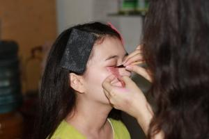 makeup process 4 - keikoxoxo