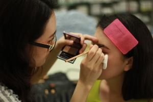 makeup process 6 - keikoxoxo