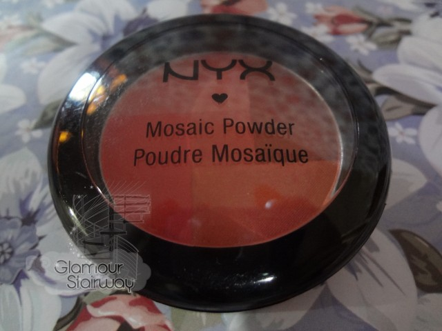 NYX Mosaic Powder - keikoxoxo