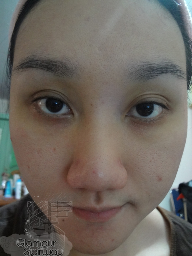 Banila Co Natural BB Cream bare face - keikoxoxo
