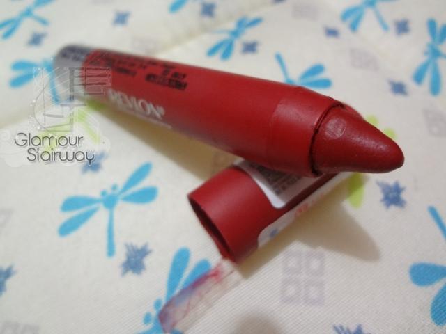 Revlon Colorbust Matte Balm #red - keikoxoxo