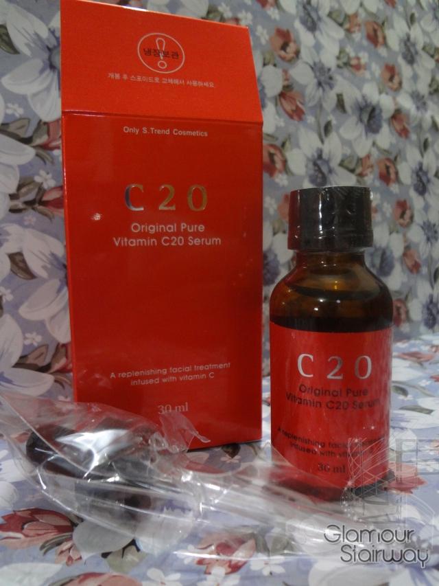 Vitamin C20 Serum -  keikoxoxo