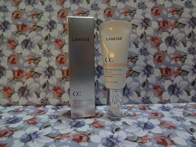 Laneige Water Base CC Cream SPF 36 PA++ - keikoxoxo