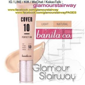 [BANILACO] Cover 10 Perfect BB Cream IDR390rb