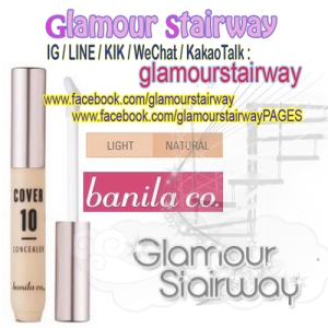 [BANILACO] Cover 10 Perfect Concealer IDR230rb