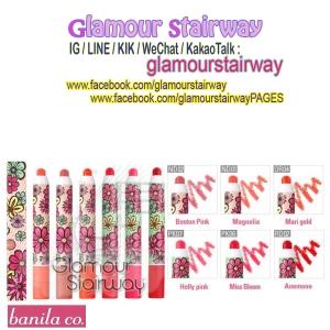 [BANILACO] Floral Seoul Lip Crayon IDR230rb
