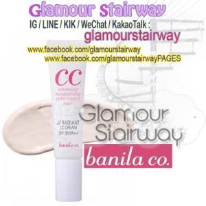 [BANILACO] It Radiant CC Cream IDR390rb