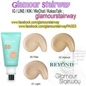 [BEYOND] Angel Aqua Moisture BB Cream IDR260rb