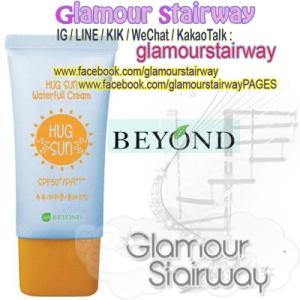 [BEYOND] Hug Sun waterfull cream IDR170rb