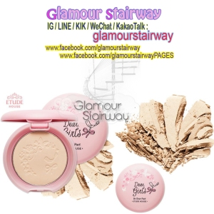 [ETUDE] Dear Girls Be Clear Pact IDR150rb