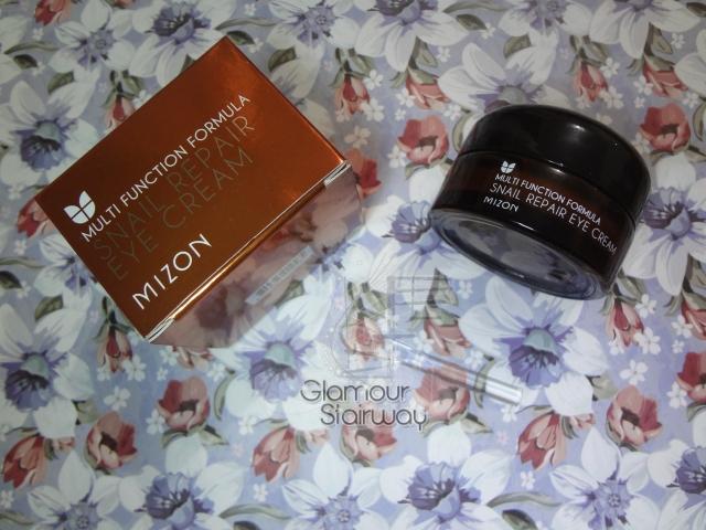 Mizon Snail Repair Eye Cream - keikoxoxo