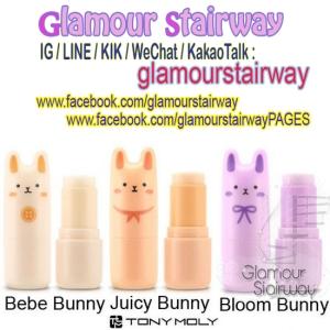 [TONYMOLY] Pocket Bunny Perfume Bar IDR140rb