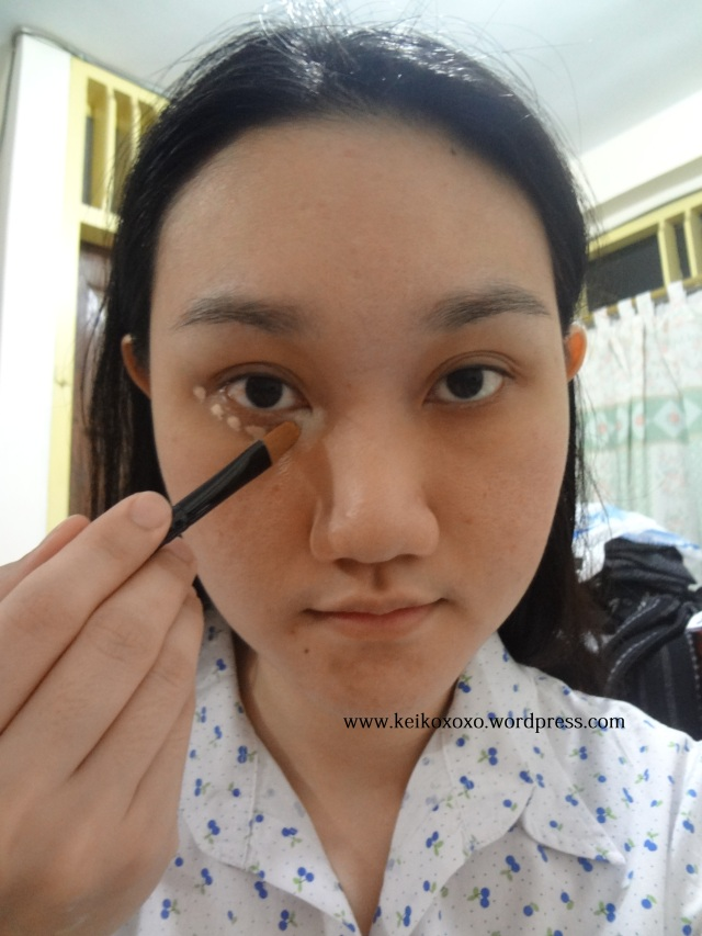 Aritaum Full Cover Liquid Concealer how to use 2 - keikoxoxo